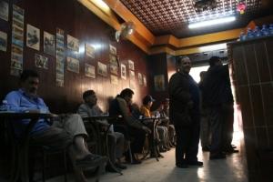 Cafe Tikka, Benghazi