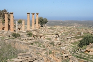 Cyrene - beat the crowds...