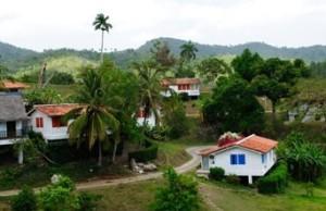 Model community - Las Terrazas, Sierra del Rosario, Cuba