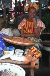 Market lady, Bo