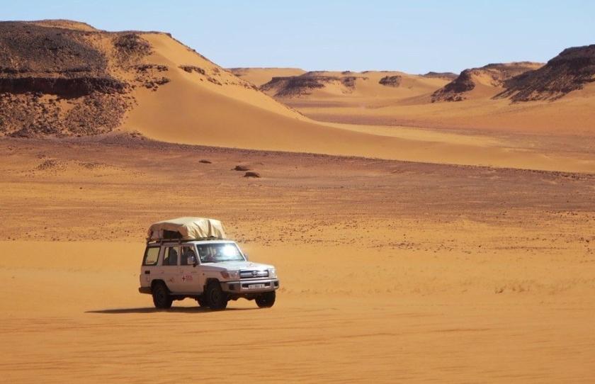 Desert 4x4